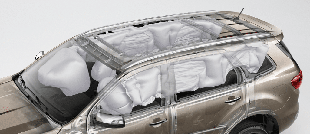 20B - VN - Everest - Limited- Airbag & Safety-min