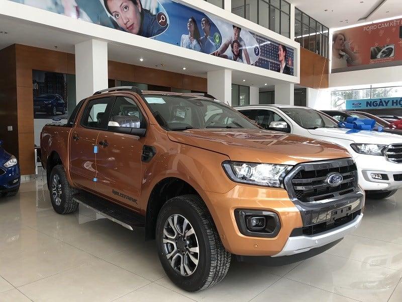khuyen mai xe ford ranger thang 6 - Bảng giá xe Ford mới cập nhật tháng 10/2019