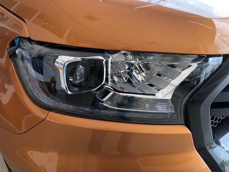 n Full Led Ford Ranger 2020 - Ford Ranger 2020 | Thêm trang bị tiện nghi giá không đổi