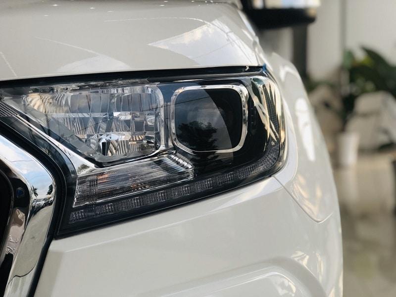 n trước Full Led - Ford Ranger Limited 2020 | Hai cầu số tự động có gì mới?