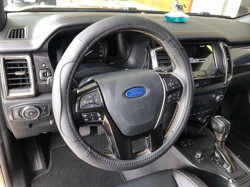 An toàn Ford Ranger 2020 - Ford Ranger 2020 | Thêm trang bị tiện nghi giá không đổi