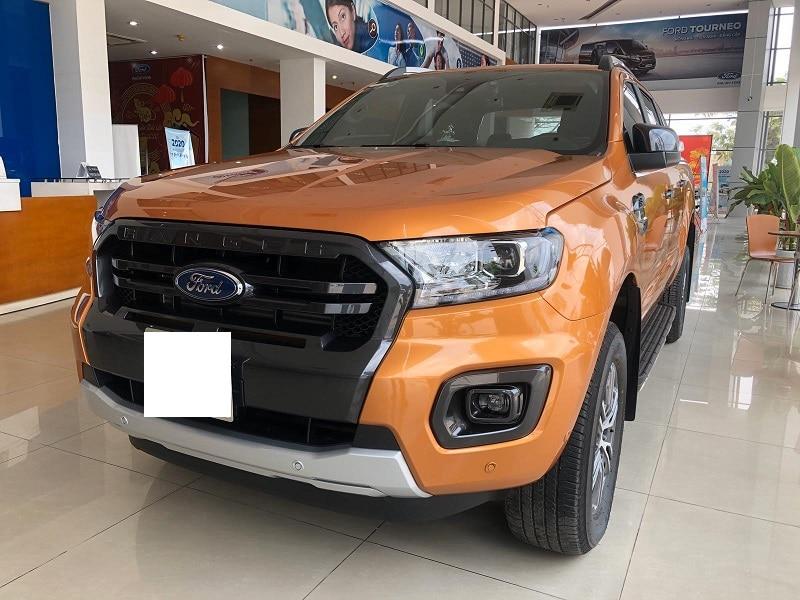 Ngoại thất Ford Ranger Wildtrak 2020 - Ford Ranger Wildtrak 2020 | Khẳng định vị thế Vua bán tải tại Việt Nam