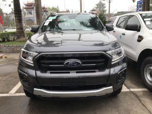 Ford Ranger 2020 | Thêm trang bị tiện nghi giá không đổi