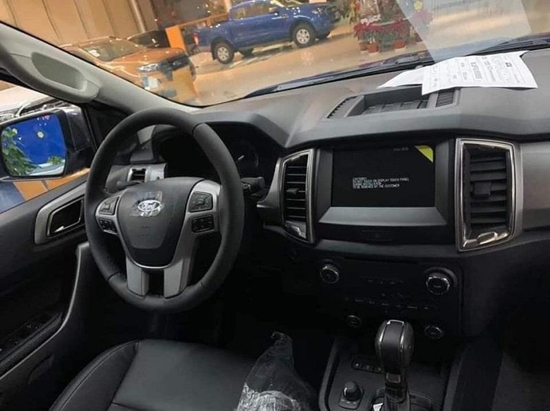 ford ranger limited 2020 taplo - Ford Ranger Limited 2020 | Hai cầu số tự động có gì mới?