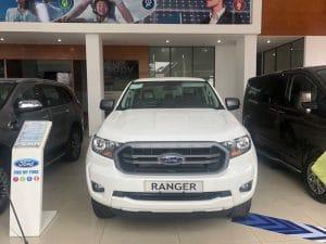 Ford Ranger XLS 2020 | Nâng cấp MH cảm ứng 8 inch