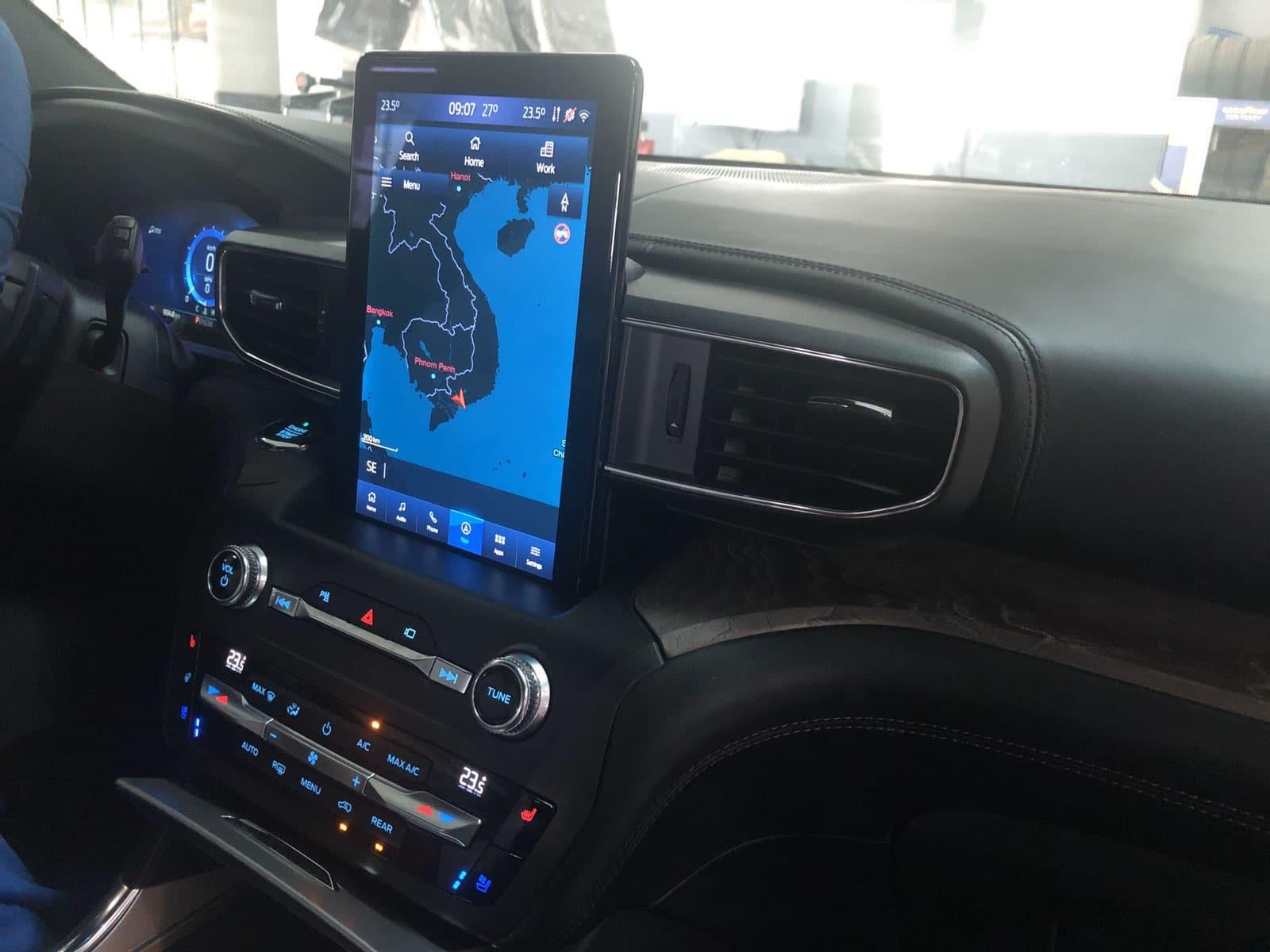 taplo ford explorer 2020 nhap my - Ford Explorer 2021 - Nhập Mỹ khi nào về Việt Nam