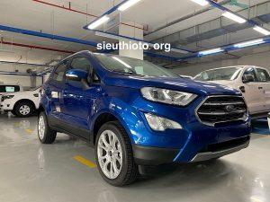 Xe Ford Ecosport 2021 | Thay đổi diện mạo, nâng cấp tính năng mới