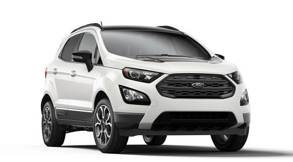 gia xe ford ecosport 2021 - Xe Ford Ecosport 2021 | Thay đổi diện mạo, nâng cấp tính năng mới