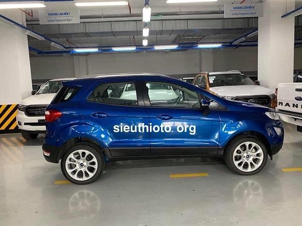 hong xe ford ecosport 2021 - Xe Ford Ecosport 2021 | Thay đổi diện mạo, nâng cấp tính năng mới