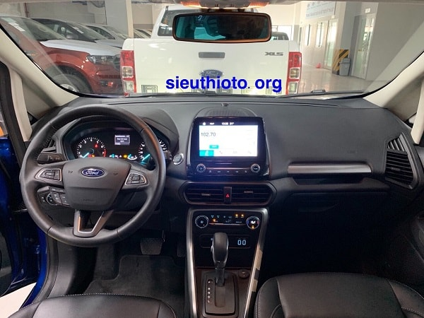 noi that xe ford ecosport 2021 rong rai - Xe Ford Ecosport 2021 | Thay đổi diện mạo, nâng cấp tính năng mới