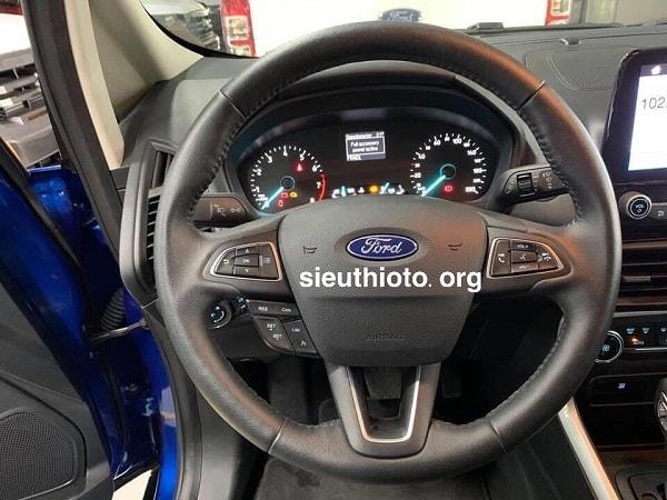 van hanh xe ford ecosport 2021 - Xe Ford Ecosport 2021 | Thay đổi diện mạo, nâng cấp tính năng mới