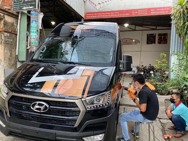 Đánh giá xe Hyundai Solati Limousine 2020, Hãng xe dịch vụ thương gia đẳng cấp