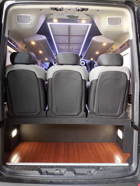 Vận hành Hyundai Solati Limousine 2020 - Đánh giá xe Hyundai Solati Limousine 2020, Hãng xe dịch vụ thương gia đẳng cấp