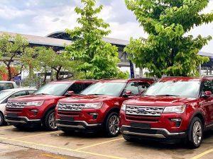 Mua xe Ford Tại Phú Mỹ Hưng Quận 7 – Dịch vụ chính hãng