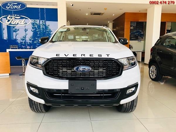 dau xe ford everest sport 2021 - Ford Everest Sport 2021 - SUV 7 chỗ đậm chất thể thao