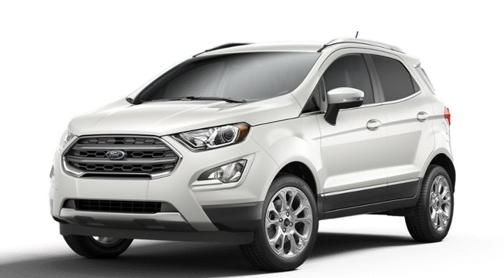 ford ecosport 2021 - So sánh Ford Ecosport 2021 và Kia Seltos 2021