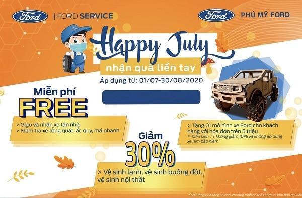 khuyen mai ford sai gon - Mua xe Ford tại TPHCM - Đại lý uy tín chính hãng