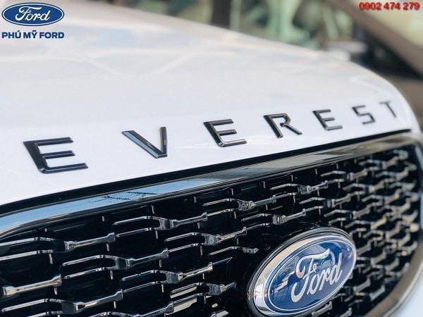mat ga lang ford everest sport 2021 - Ford Everest Sport 2021 - SUV 7 chỗ đậm chất thể thao