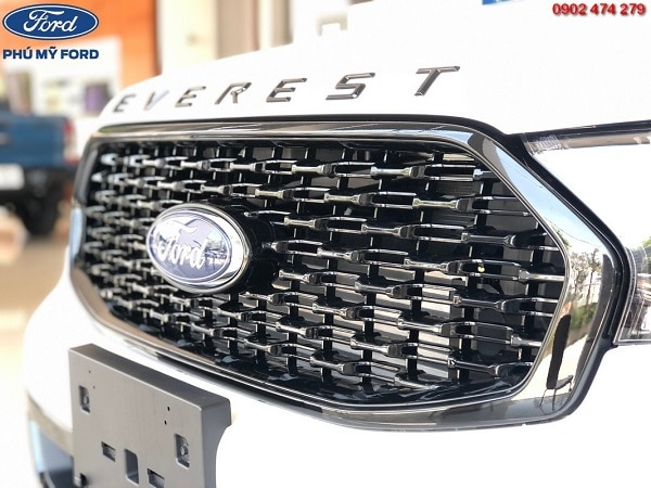 mau xe ford everest sport 2021 co may mau - Ford Everest Sport 2021 - SUV 7 chỗ đậm chất thể thao