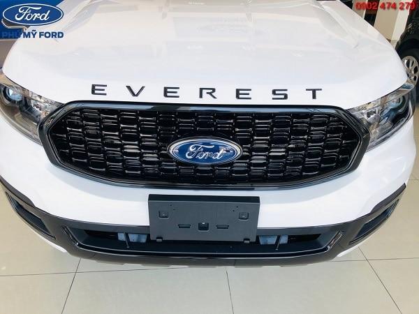 ngoai that ford everest sport 2021 1 - Ford Everest Sport 2021 - SUV 7 chỗ đậm chất thể thao