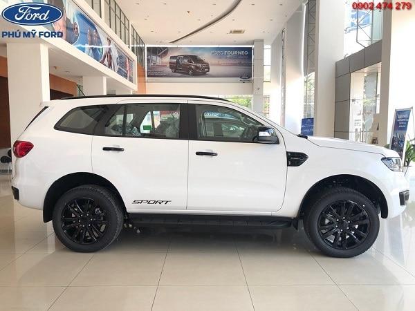 than xe everest sport 2021 - Ford Everest Sport 2021 - SUV 7 chỗ đậm chất thể thao
