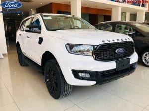 Ford Everest Sport 2021 – SUV 7 chỗ đậm chất thể thao