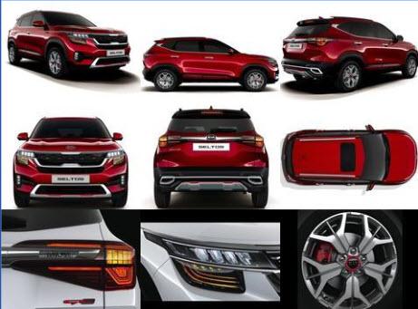 xe kia seltos 2021 - So sánh Ford Ecosport 2021 và Kia Seltos 2021