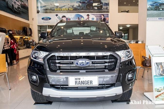 dau xe ranger - So sánh Toyota Hilux và Ford Ranger 2021