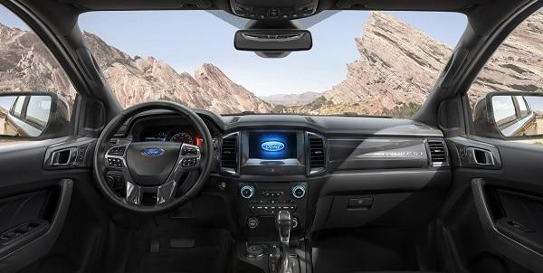 noi that ford everest 2021 - So sánh Toyota Fortuner và Ford Everest 2021 - Cuộc chiến không khoan nhượng