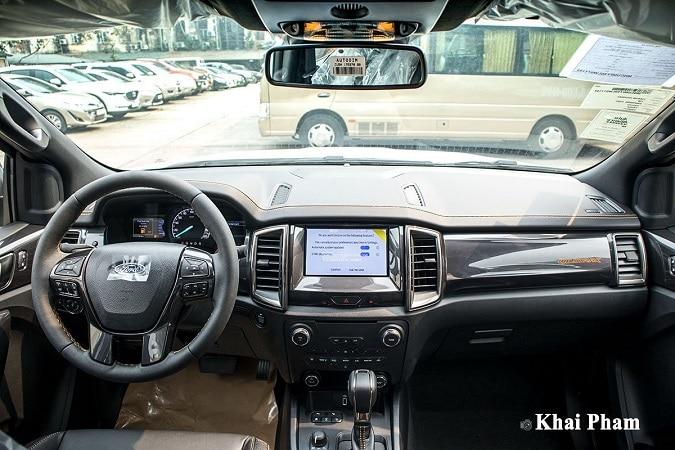 noi that ranger - So sánh Toyota Hilux và Ford Ranger 2021