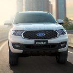 Đánh giá Ford Everest Ambiente 2021 hoàn toàn mới