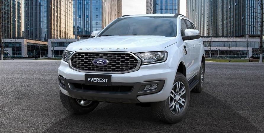 ford everest ambiente 2021 - Đánh giá Ford Everest Ambiente 2021 hoàn toàn mới