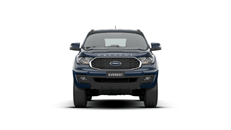 ngoai that ford everest ambiente 2021 - Đánh giá Ford Everest Ambiente 2021 hoàn toàn mới