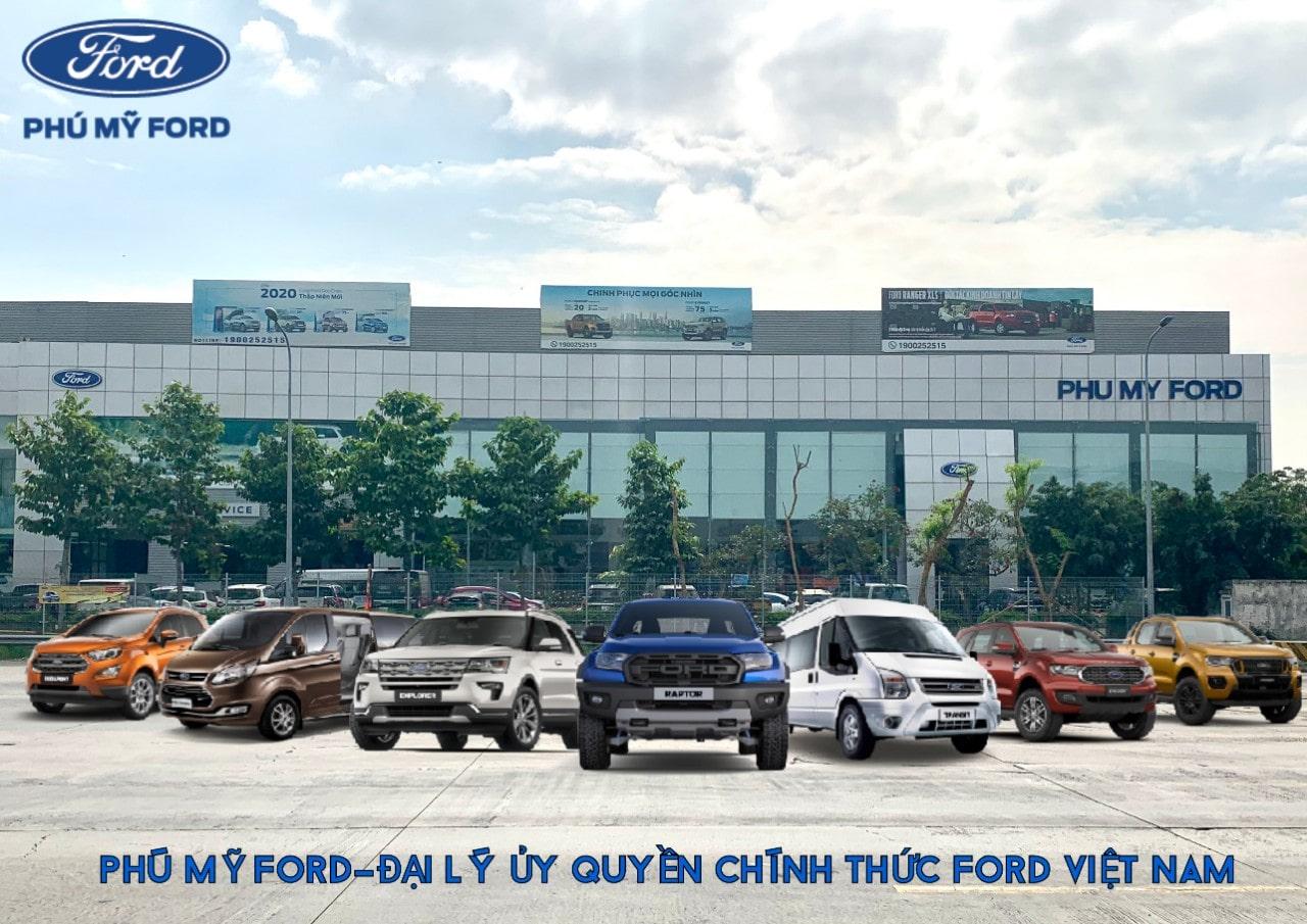 Mua xe Ford Quận 1- Ở Đâu uy tín giá rẻ?